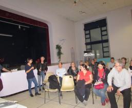 avril 2017 réunion présentation du projetménagement du parc