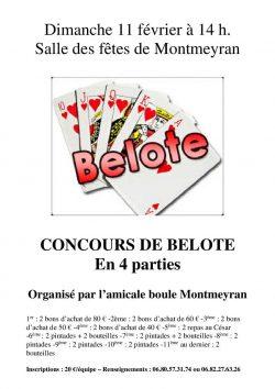 Concours belote des boules-5