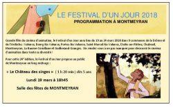 Festival d'un Jour - programmation à Montmeyran