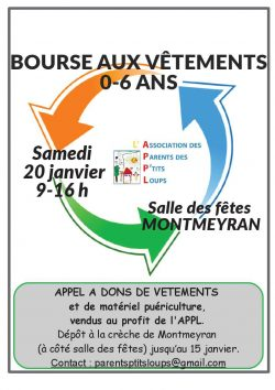 affiche bourse vetements_2018