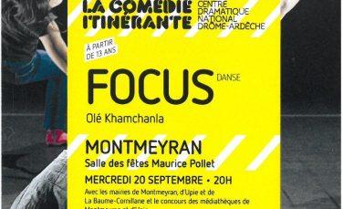 La Comédie itinérante : Focus