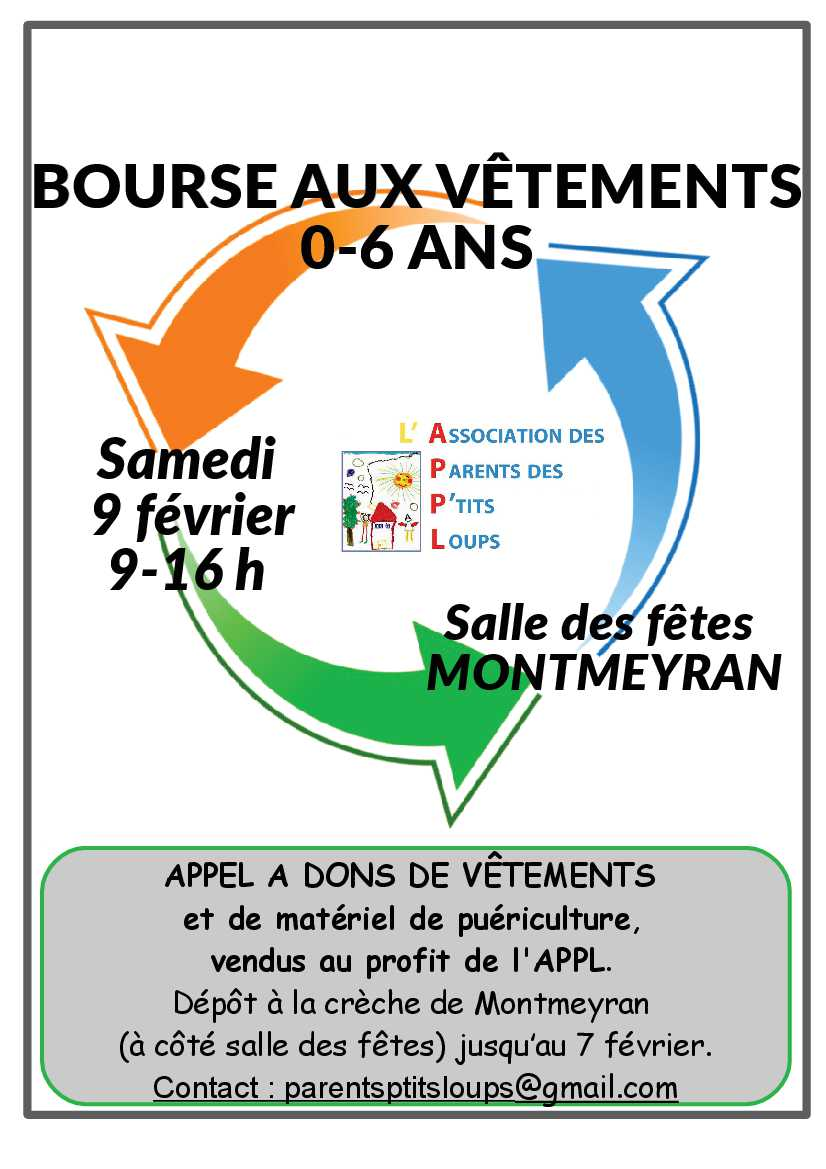 affiche bourse vetements_2019