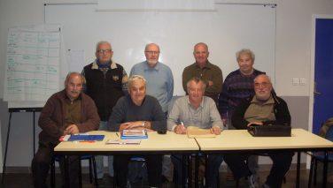 Amicale des anciens pompiers de la Raye