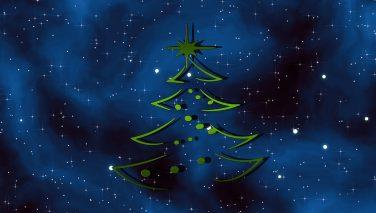 Je décore mon village pour Noël