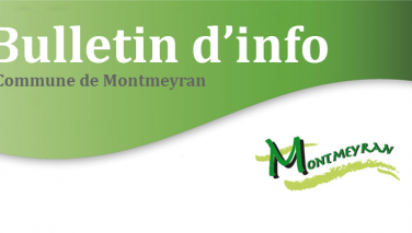 Octobre 2020 – Bulletin d'info