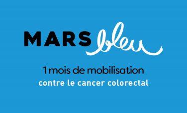 Agir contre le cancer – MARS BLEU en actions !