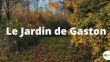 Le jardin de Gaston