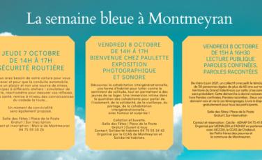 La semaine bleue à Montmeyran